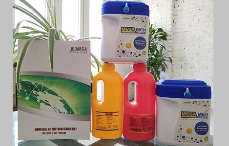 BỘ giải pháp chăn nuôi hữu cơ megacid