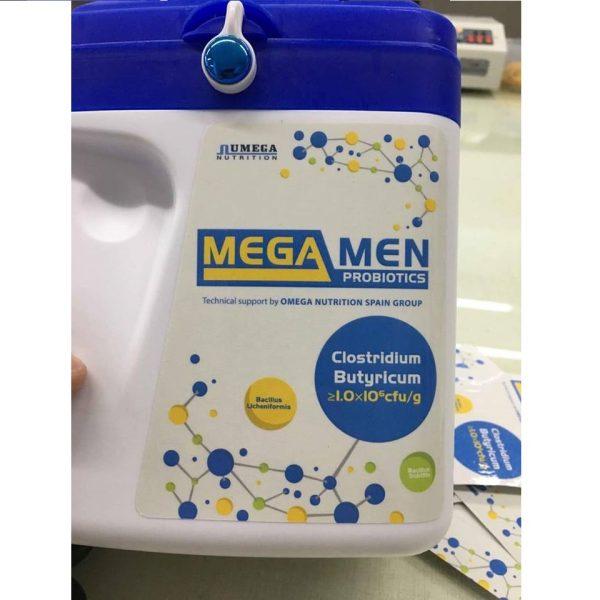 Men tiêu hóa Chăn nuôi Mega Men